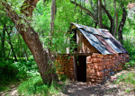 Jackie Klieger | Thompson's Ice House, Oak Creek Canyon