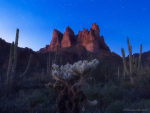 Peter James | Superstition Mountains