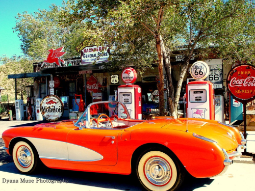 Dyana Muse | Historic Route 66