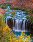 Jeff Maltzman | Havasu Creek waterfall
