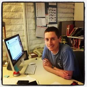 Associate Editor Noah Austin