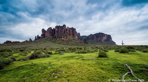 David Creech | Superstition Mountain