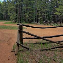 Randy Gibson | Bismark Lake trail