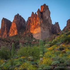 Bob Miller | Superstition Mountains