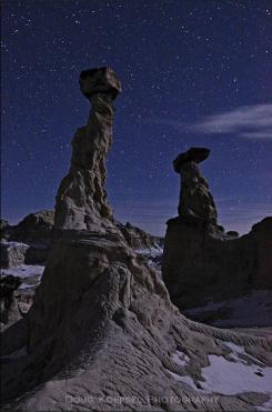 Doug Koepsel   Hoodoos, Northern AZ