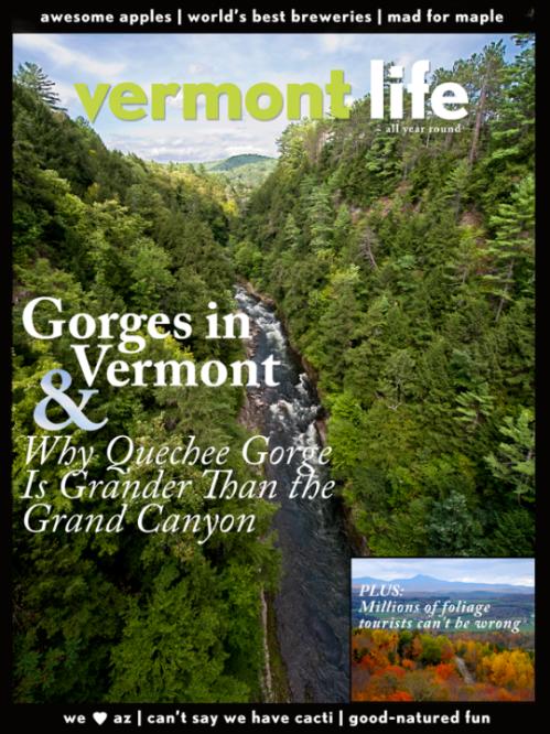 Fun Vermont Life Mock Up