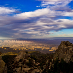 Patrick Moore | Mount Lemmon