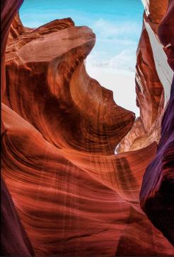 Sandy Klewicki | Antelope Canyon