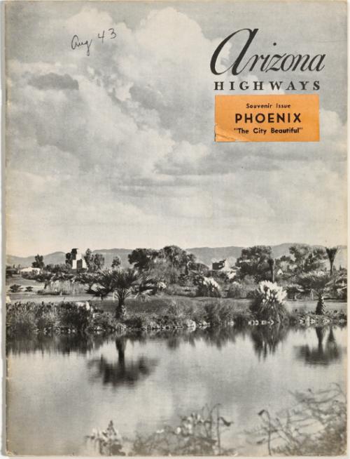 AZH vintage cover 1943