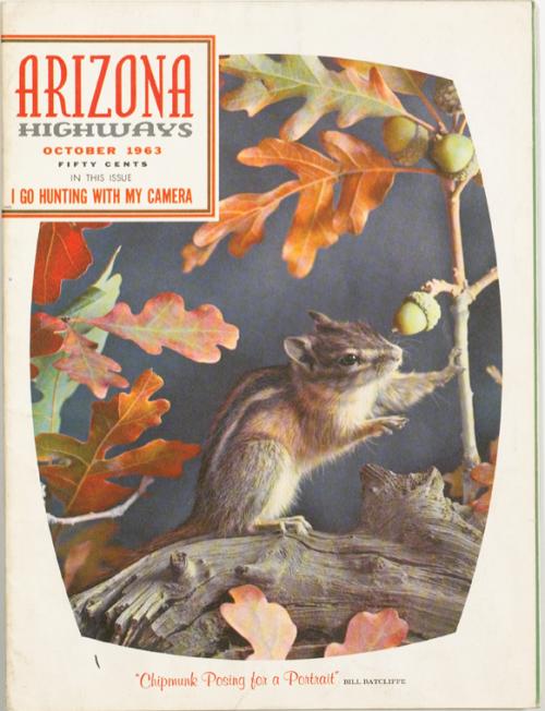 vintage October cover