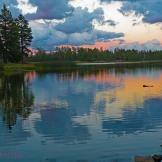Catherine McCracken Koon | White Horse Lake