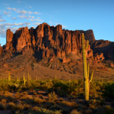 One Light Images, Gerry Groeber | Superstition Mountains