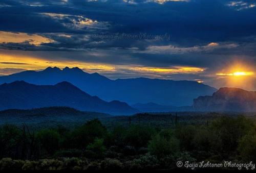 Photography by Saija | Four Peaks