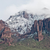 Aby Rouhi | Superstition Mountains