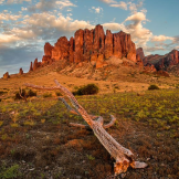 James Thomas Dudrow Photography | Superstition Wilderness:Lost Dutchman border