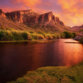 Peter James Nature Photography | Lower Salt River