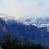 Valerie Lindsay   Superstiton Mountains