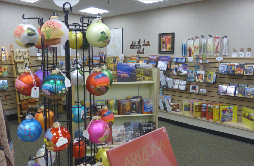 Arizona Highways gift shop