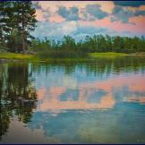 Catherine McCracken Koon   White Horse Lake