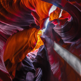 Lawrence Busch | Upper Antelope Canyon