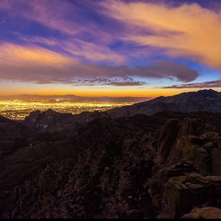 Sean Parker Photography | Mt. Lemmon