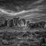 Jabon Eagar | Superstition Mountains