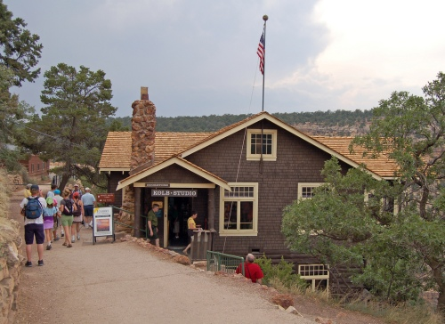 Kolb Studio, Grand Canyon | Courtesy of Grand Canyon National Park