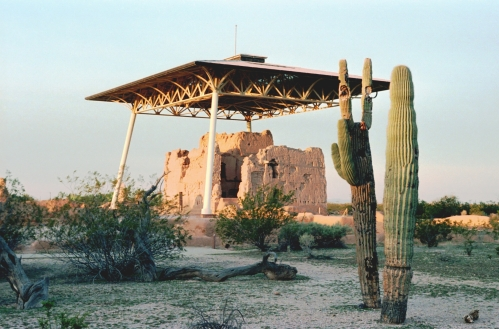 Casa Grande Ruins National Monument | Courtesy of National Park Service