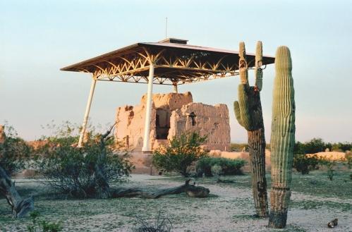 Casa Grande Ruins National Monument   Courtesy of National Park Service