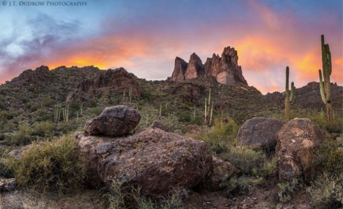 J.T. Dudrow Photography | Superstition Wilderness