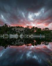 Matt Jarvis   Rose Canyon Lake