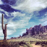 Melissa Edwards‎ | Superstition Mnts