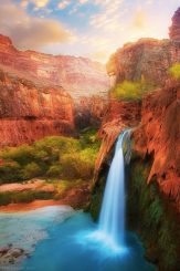 Peter James Nature Photography   Havasu Falls