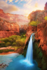 Peter James Nature Photography‎ | Havasu Falls