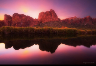 Peter James Nature Photography‎ | Salt River