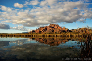 Photography by Saija   Salt River