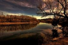 Randy Gibson   Horseshoe Dam