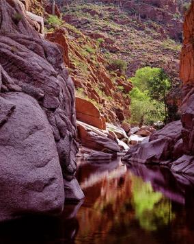 Richard Webb   Hidden Canyon