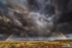 Bryan Snider | Between Winslow and Flagstaff