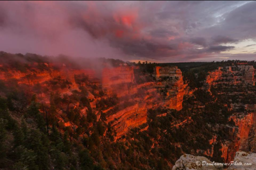 Don Lawrence | North Rim, GC