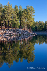 Ed Taube | Woods Canyon Lake