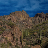 Susie Westervelt | Between Canyon and Apache Lakes