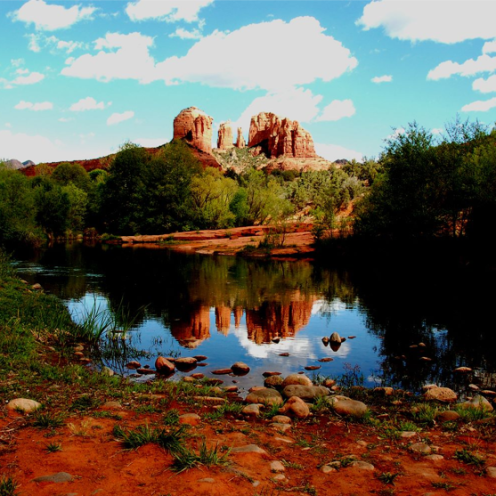 Tom White | Cathedral Rock
