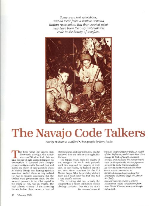code talk 1