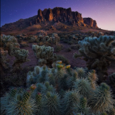 Peter James Nature Photography‎ | Superstition Mnts