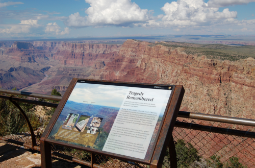 Photo courtesy of Grand Canyon NP
