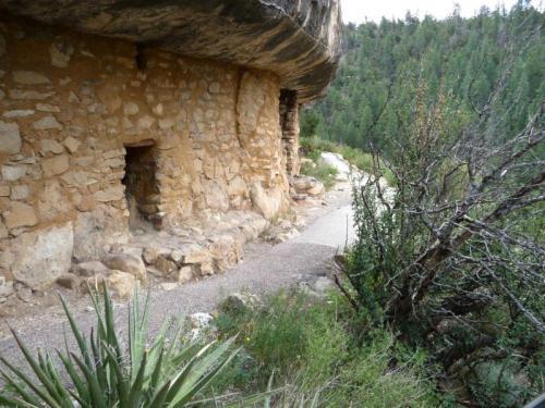 Walnut Canyon National Monument | Courtesy of National Park Service