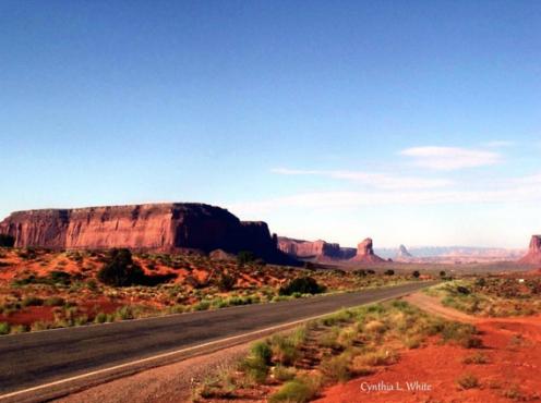 Cynthia Gabert White | Monument Valley