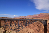 George Rocheleau | Navajo Bridge (Colorado River)
