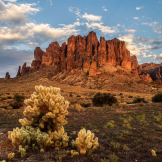 J.T. Dudrow Photography‎ | Superstition Mountains